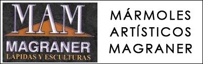Mármoles Artísticos Magraner,es una empresa ubicada en la zona de Valencia, en la población de Aldaia.